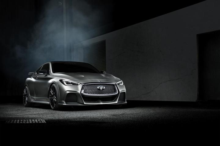 LEAD -INFINITI - Project Black S FIRST image - 6 March 2017 4k