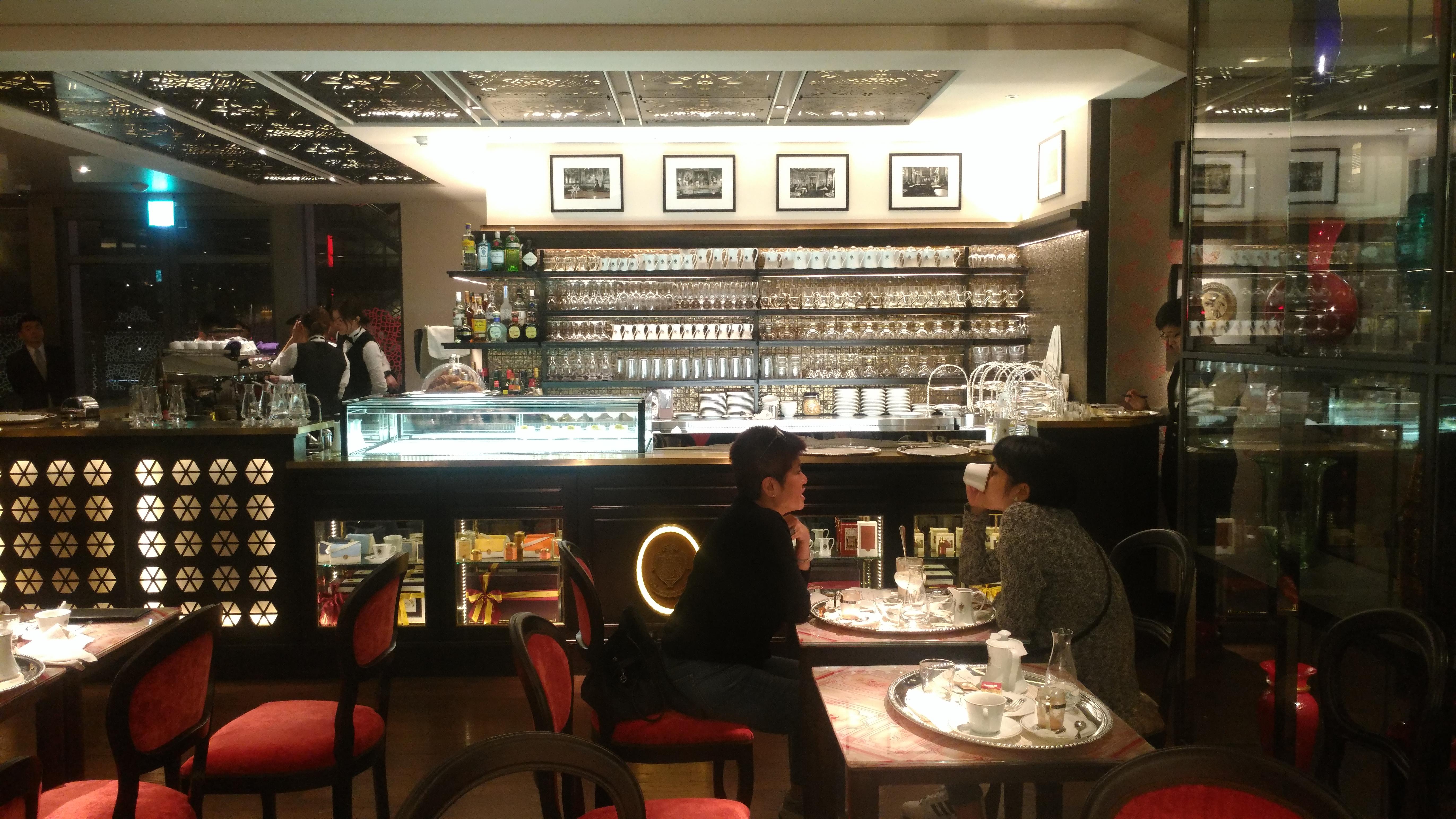 【行遍天下】品味三百年浪漫,世界最美咖啡館「福里安花神」登台