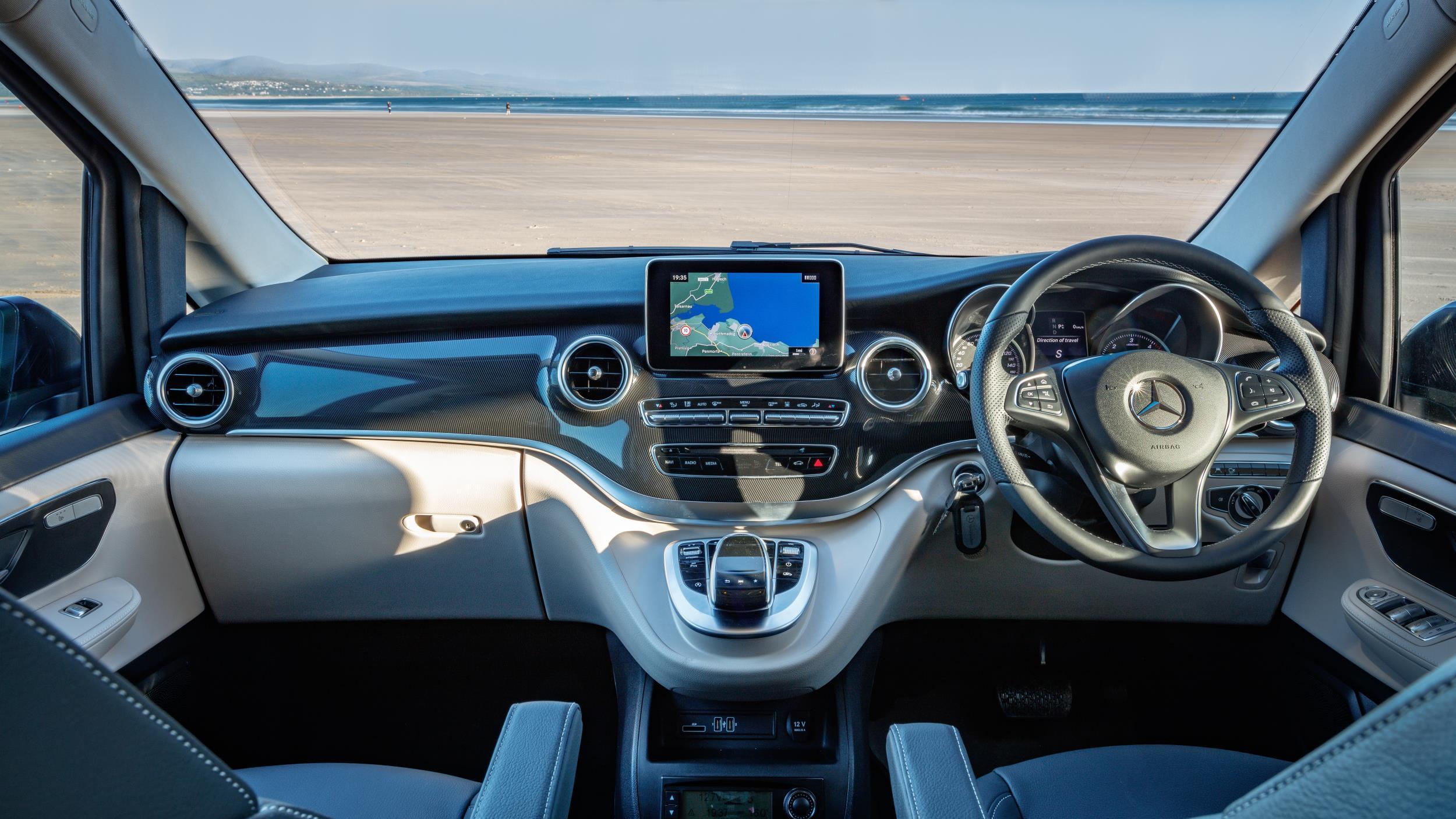 【新知】Google、Amazon人工智慧加持,打造Mercedes-Benz版霹靂遊俠