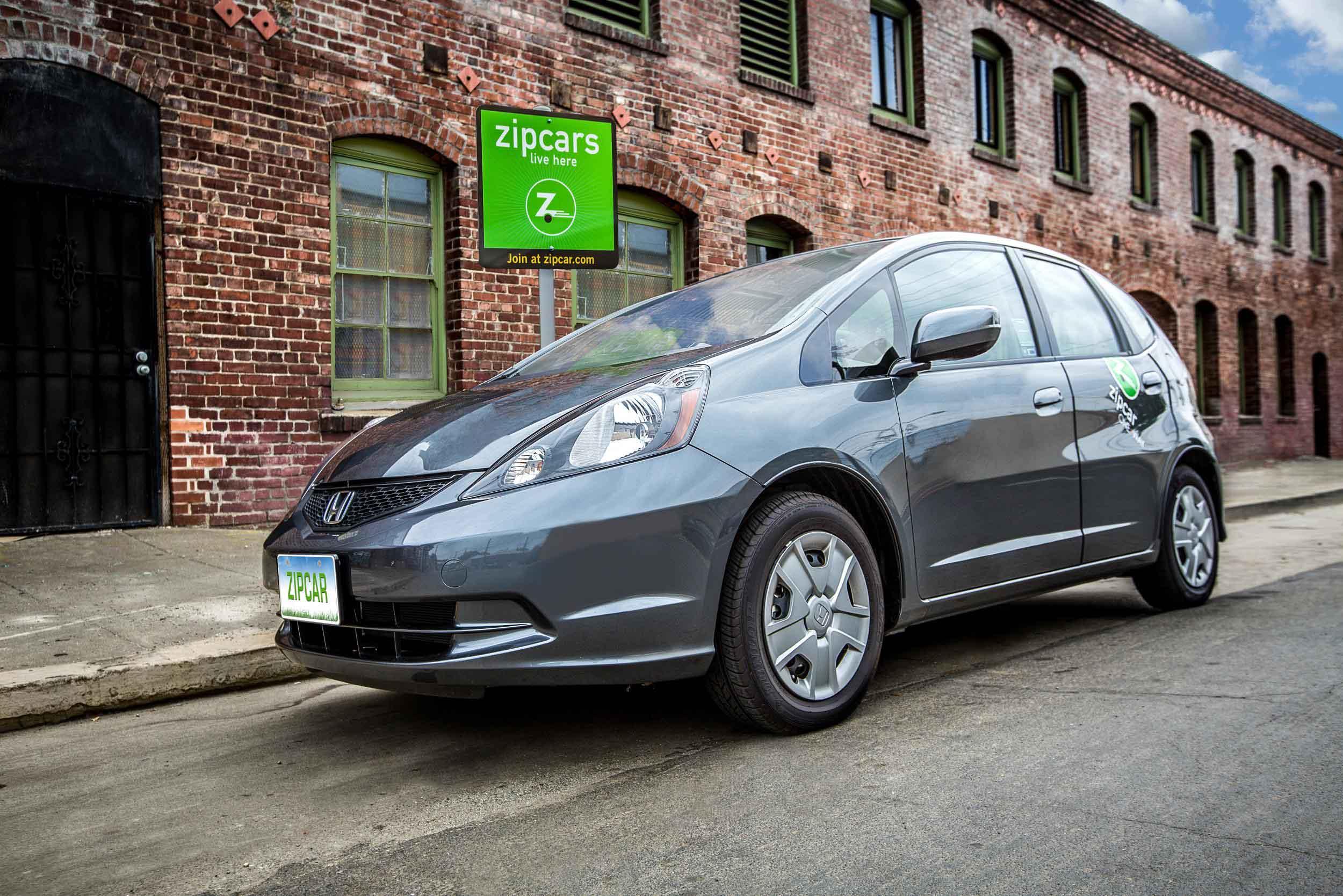 【共乘】不用買車了?全球最大汽車共享Zipcar搶先看