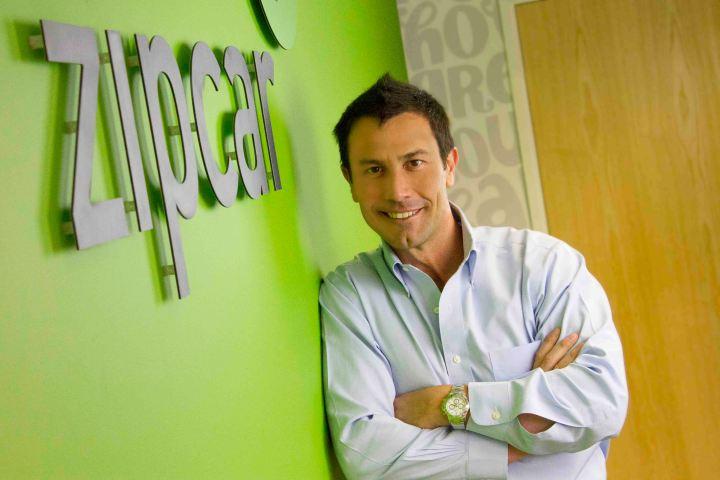 Zipcar全球營運最高負責人 Massimo Marsili_照片