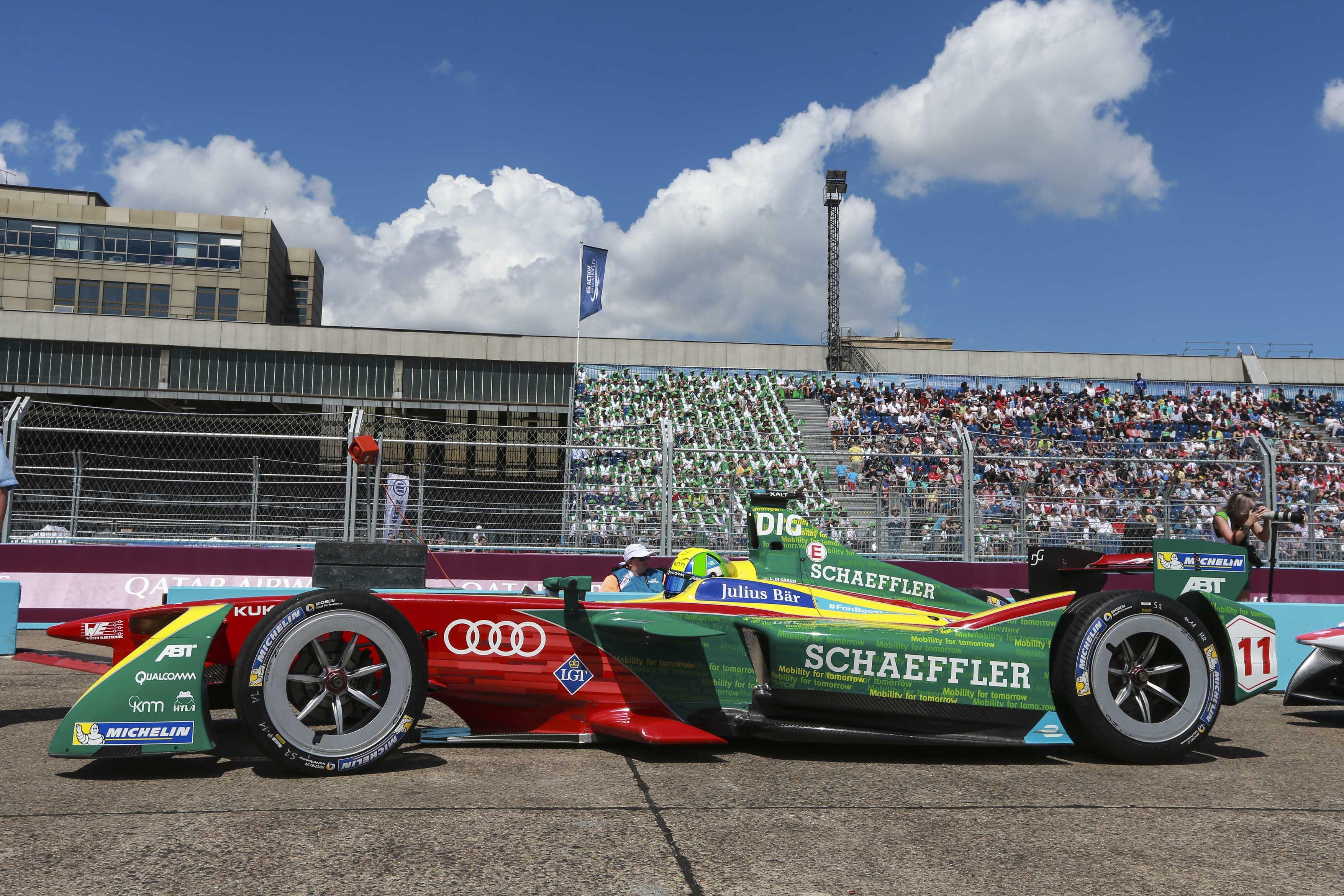 【新事】王子復仇,Audi Sport Formula E第七回56分進帳