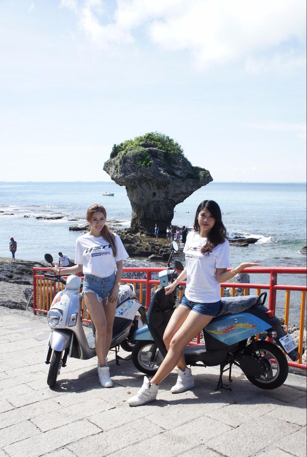 【旅遊】小琉球低碳旅行,騎e-moving守護海龜