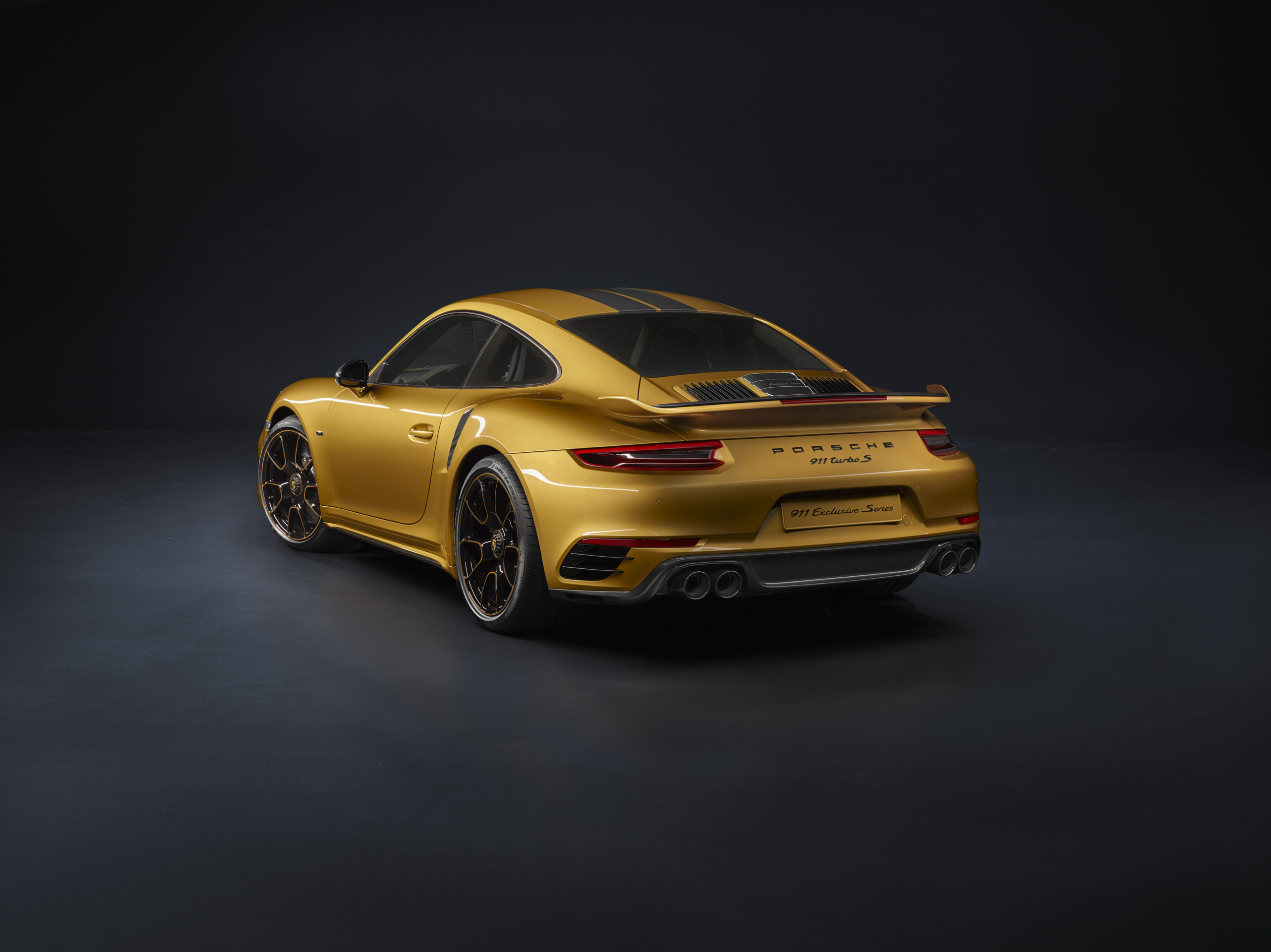 【新事】世上只有500台,Porsche 911 Turbo S Exclusive Series全球限量版