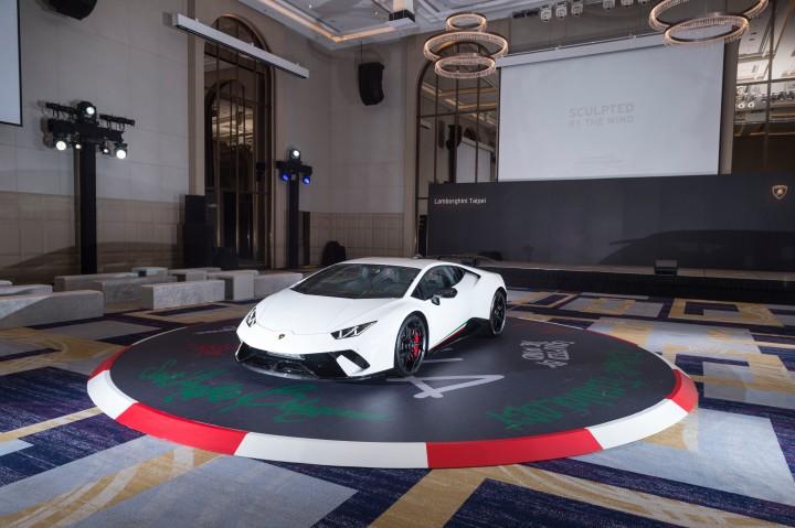 Lamborghini Huracan Performante新車發表 (2).jpg