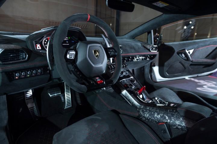 Lamborghini Huracan Performante新車發表 (6).jpg