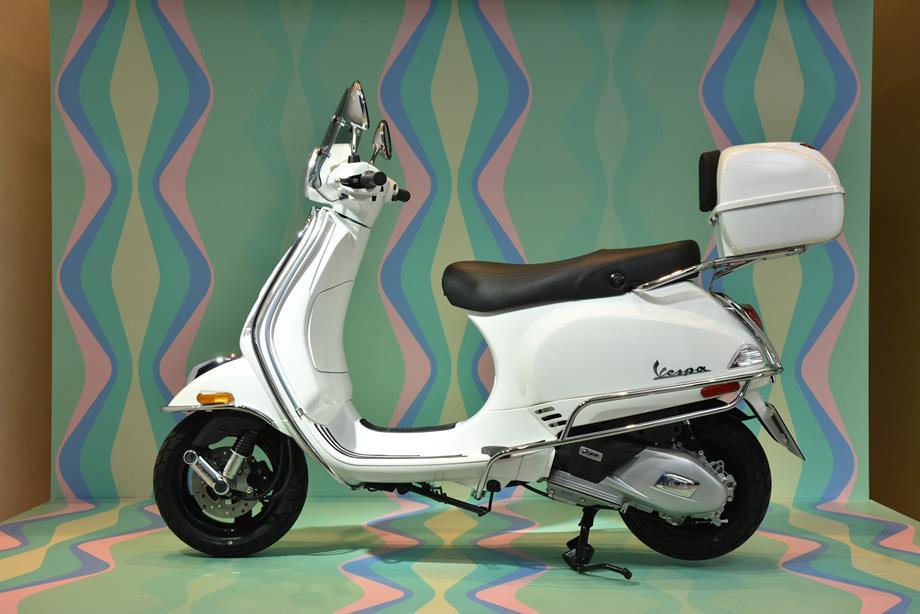 【新事】Vespa LX125 i-get登台,限時限量89,900元起