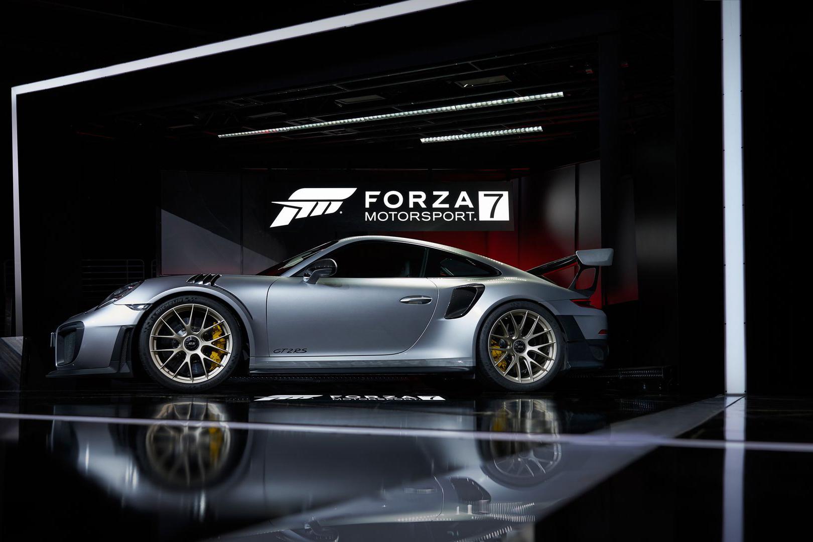 【新事】電玩上身,911 GT2 RS聽說還沒開賣就賣完?