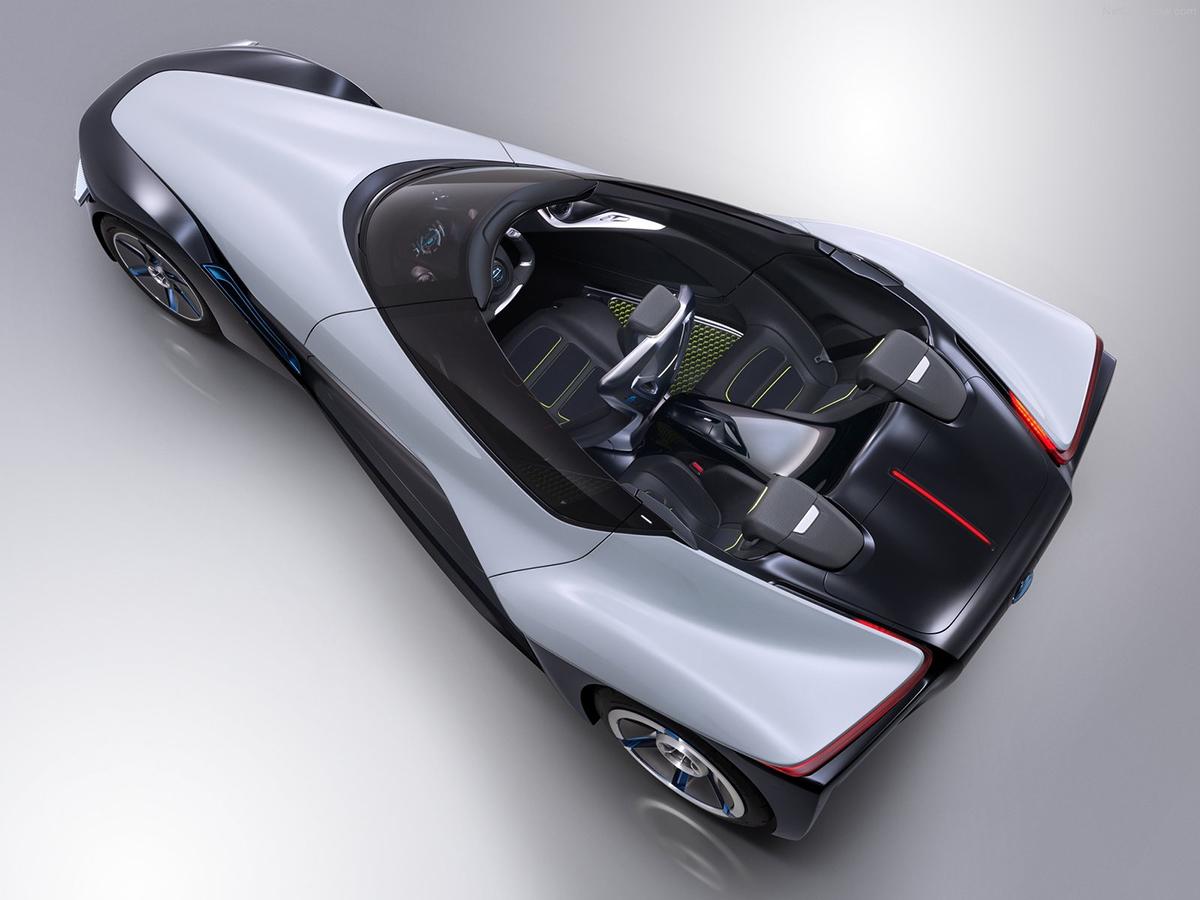 【新事】電動跑車再安可,Nissan BladeGlider原型車於Goodwood速度嘉年華現身