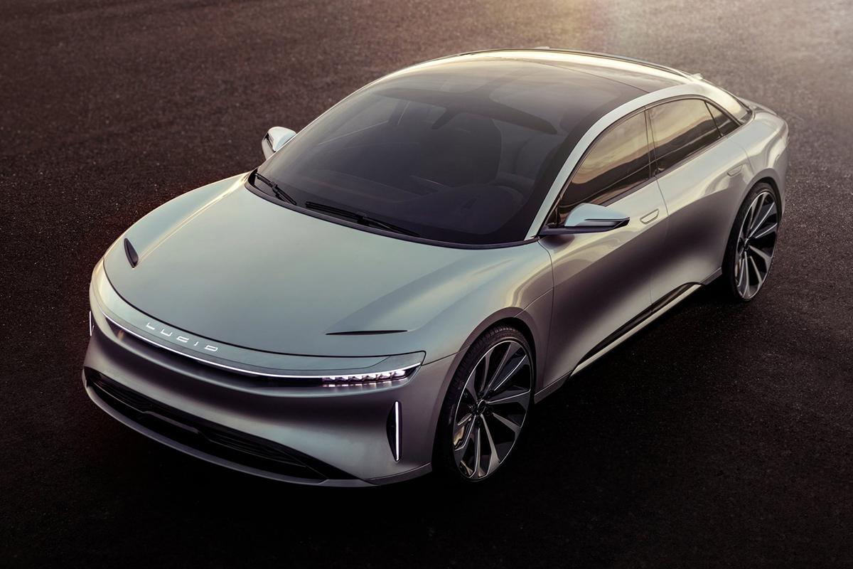 【新事】不讓Tesla專美於前,1000匹馬力的Lucid Air在2019年登場