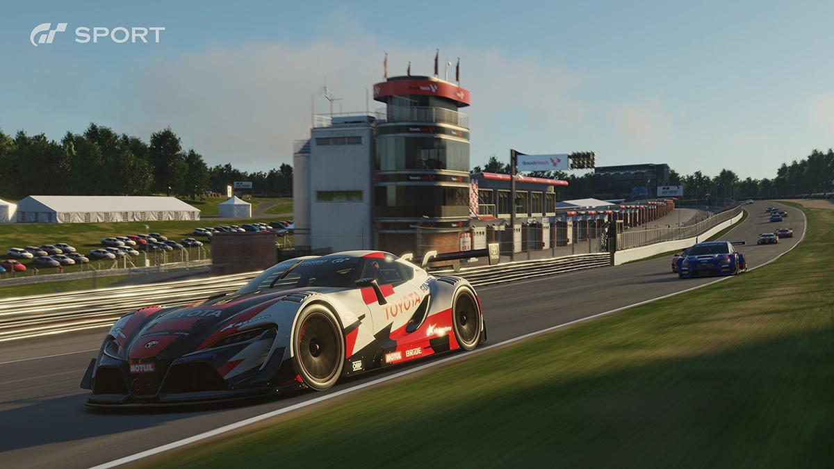 【休閒】賽車遊戲大作再現?PS4 Gran Turismo Sport十月即將發表