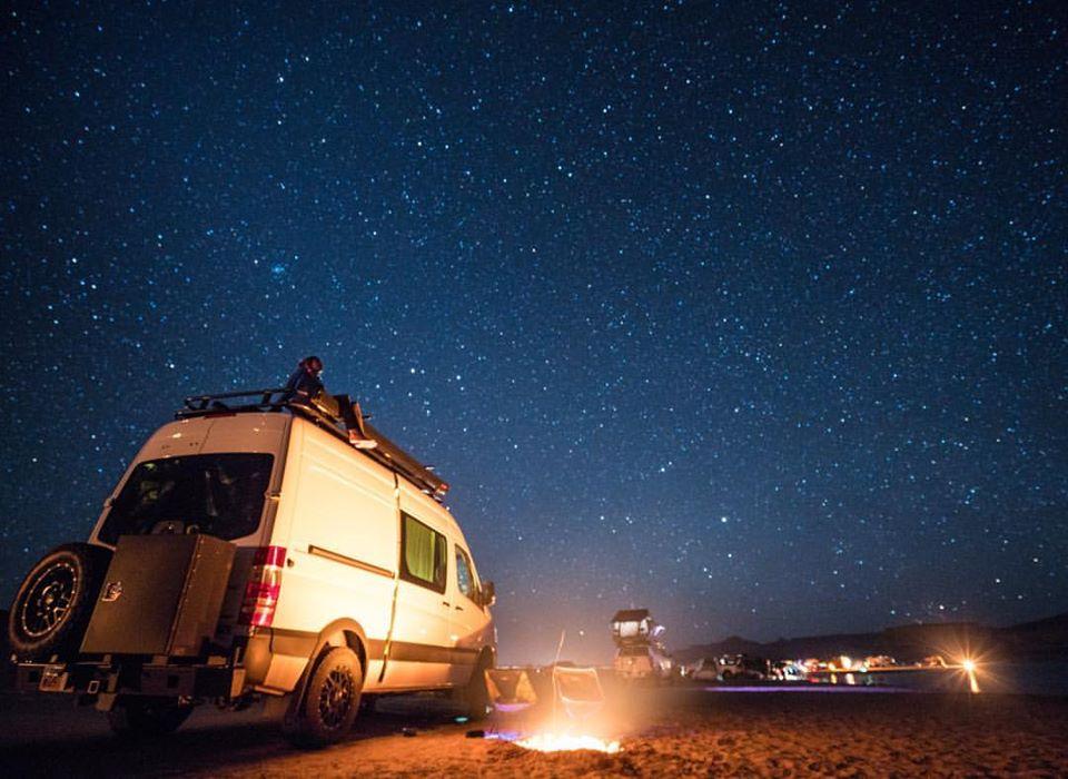【露營】女力!女性設計監造的自住露營廂型車
