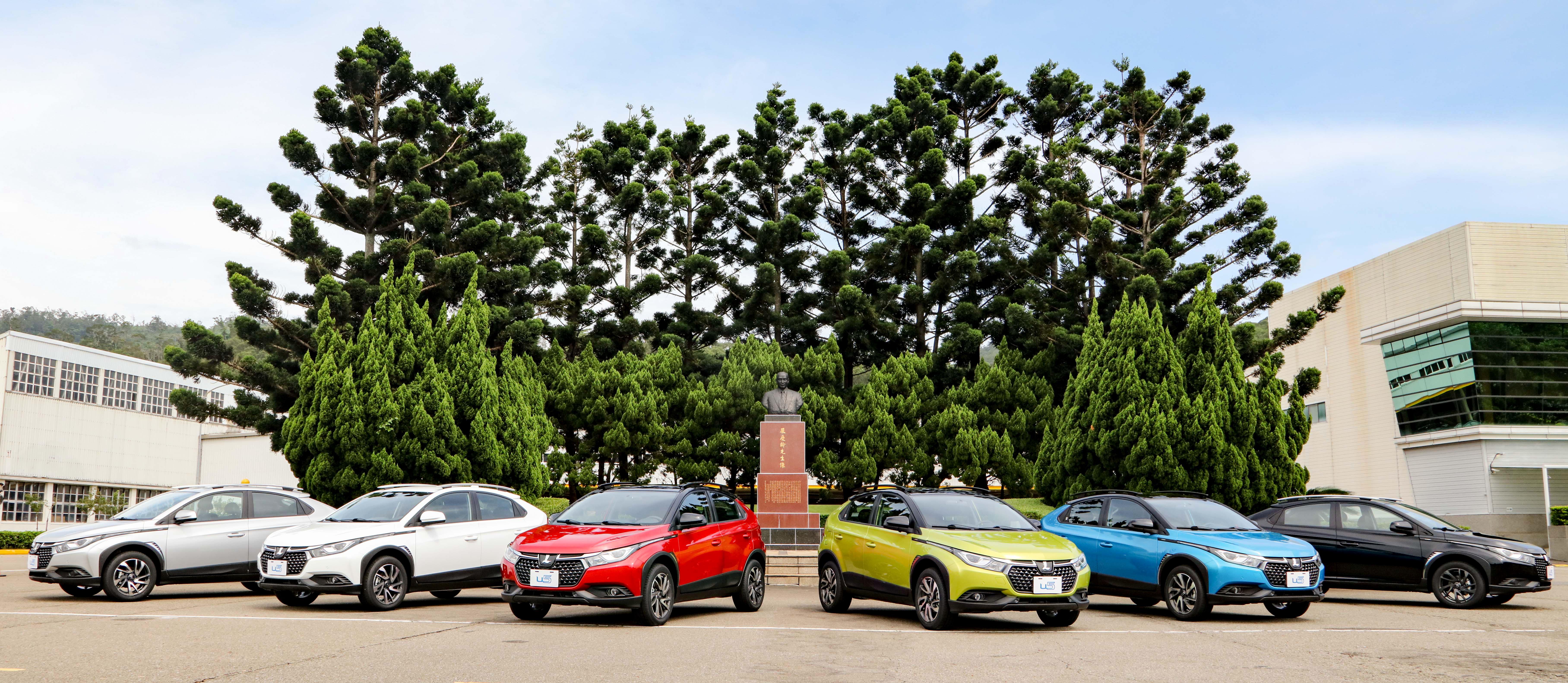【新事】Luxgen U5五種車型66.9萬起,9月20日發表