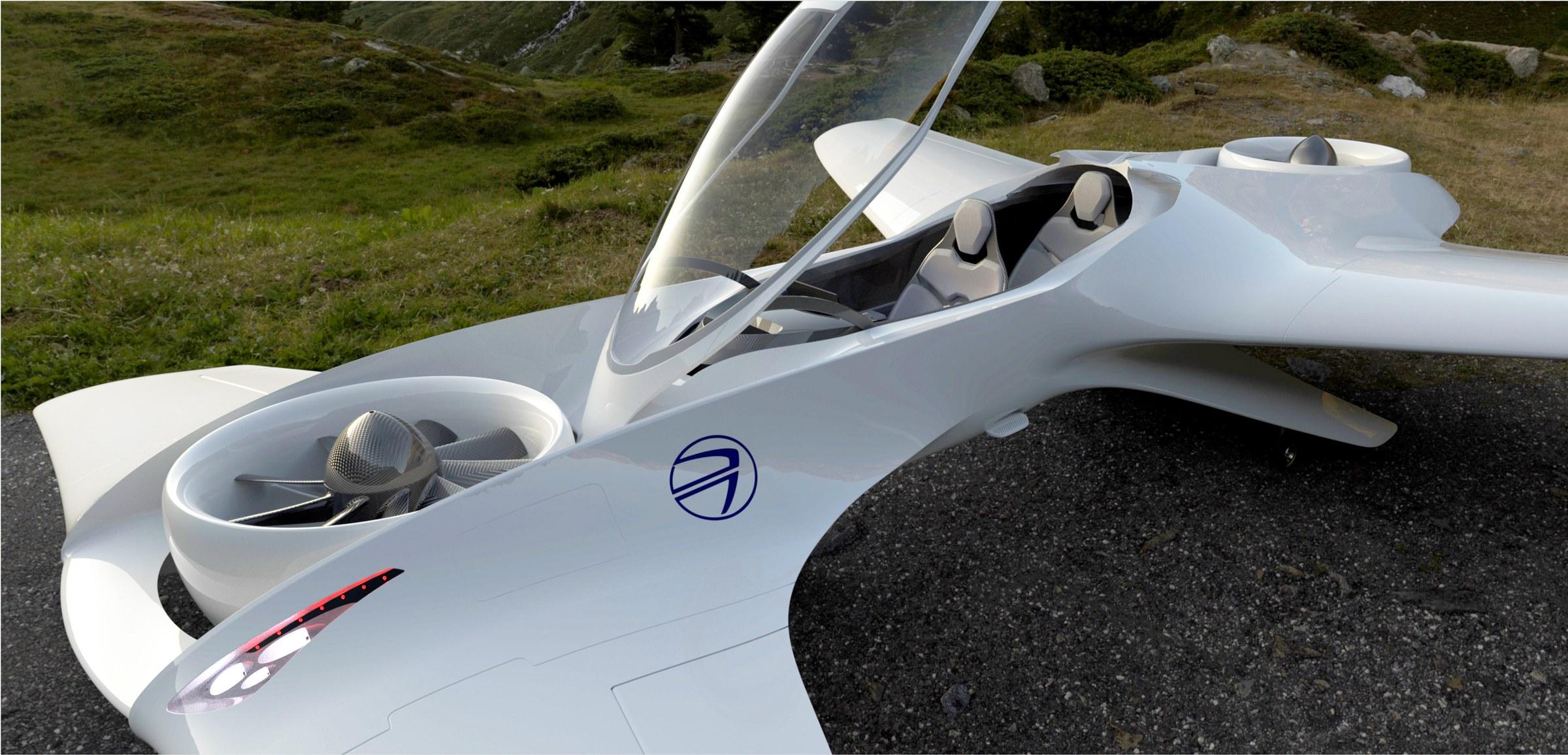 【新事】幻想成真,回到未來DeLorean飛天車再現?