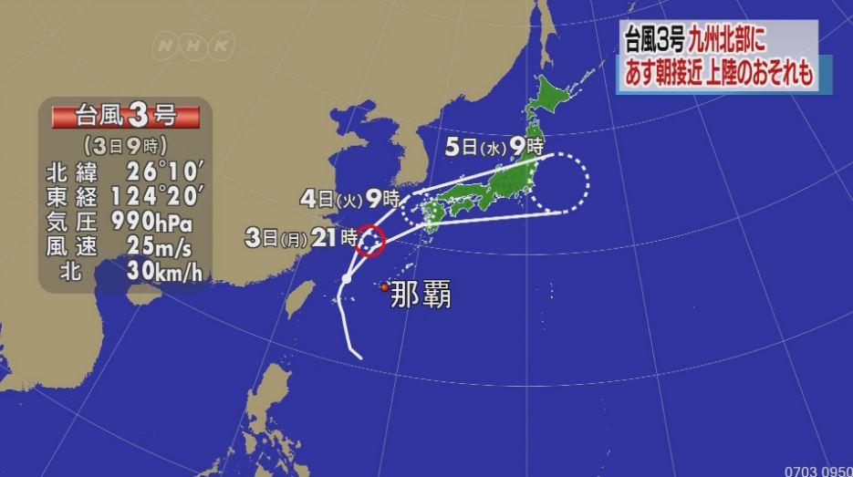 【台灣人沖繩魂】如果在沖繩遇到颱風,租車及一般注意事項篇