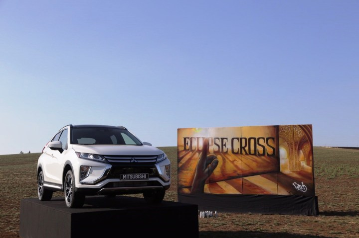 Mitsubishi Eclipse Cross美國初登場.jpg