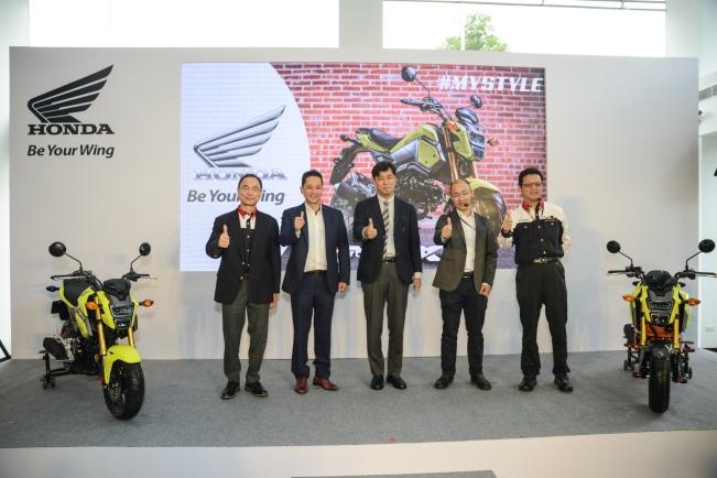 Honda Taiwan 2018 MSX125 上市發表會 (6)
