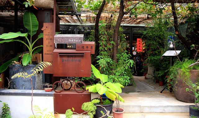 02台北市麗水街茶館聚集,處處都是喝茶秘境。
